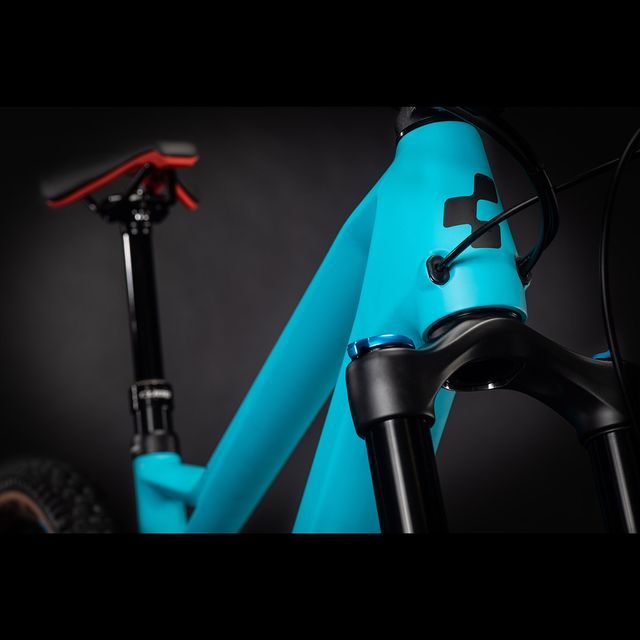 CUBE Stereo 140 HPC Race 27.5 2021 maastopyörä